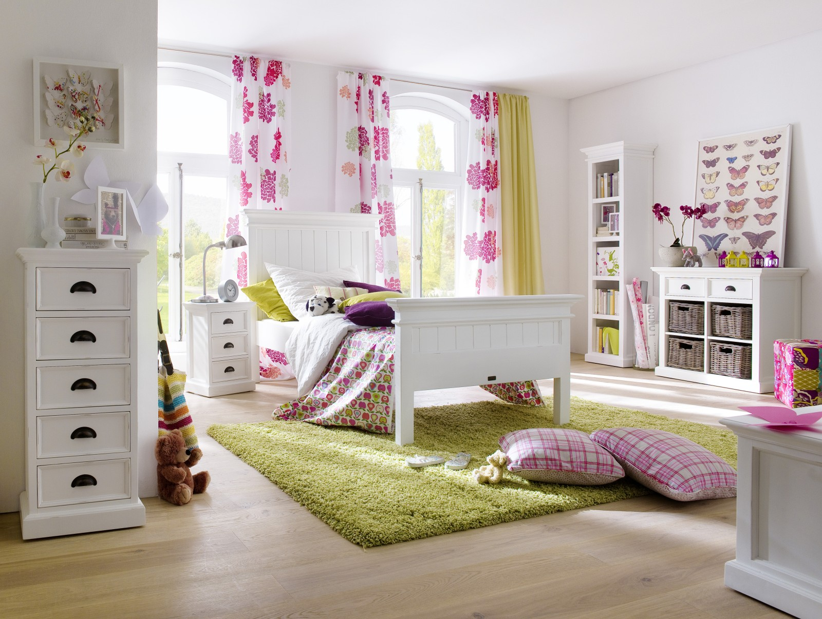 obrázok rustikálna detská izba set