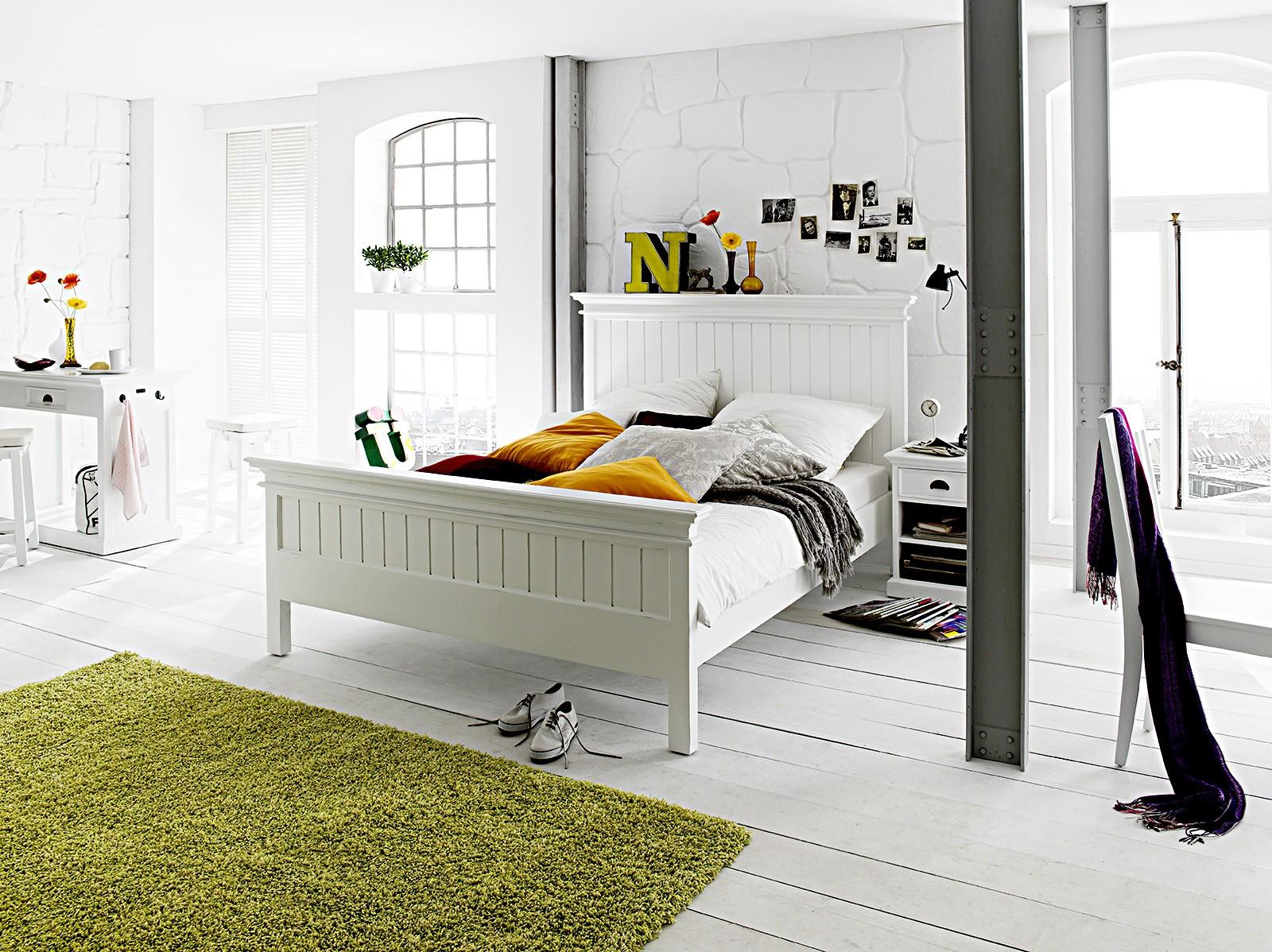 Luxusní ložnice zDánska