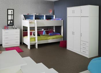Dvě děti v jednom pokoji