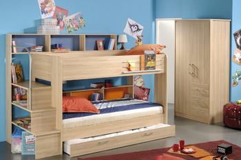 Toddlers beds for boys - Postel Bibop Patrov 225 Ob Postele Pak Dopln Ny Atn 237 Sk 237 N 237 Z