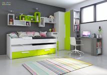 5 dôvodov, prečo pustiť farby do detskej izby